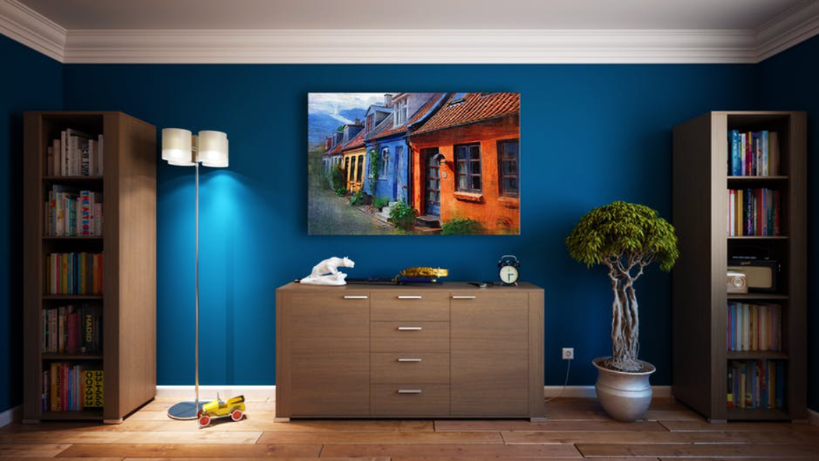 Choosing Wall Art for A Small Apartment