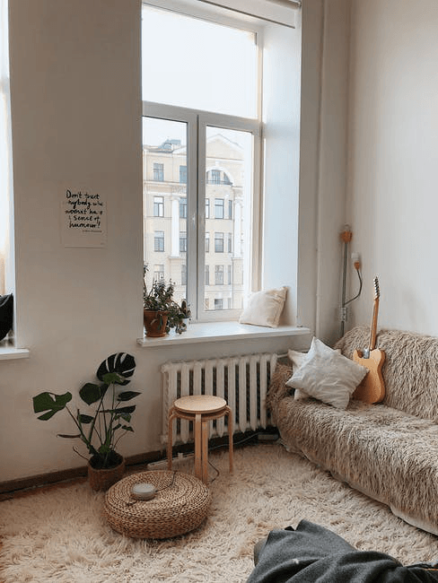 Keeping Your Apartment Warm And Cozy